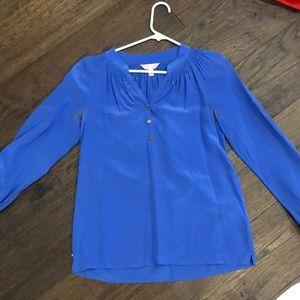 Lilly Pulitzer Elsa Top (Blue)